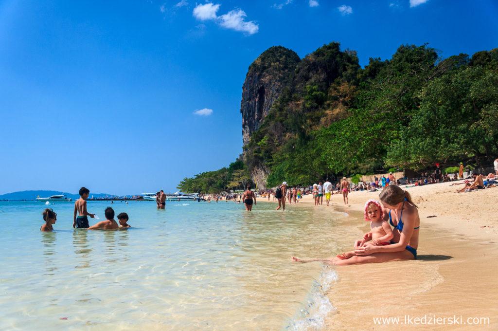 Tajlandia kiedy jechać - styczeń i luty