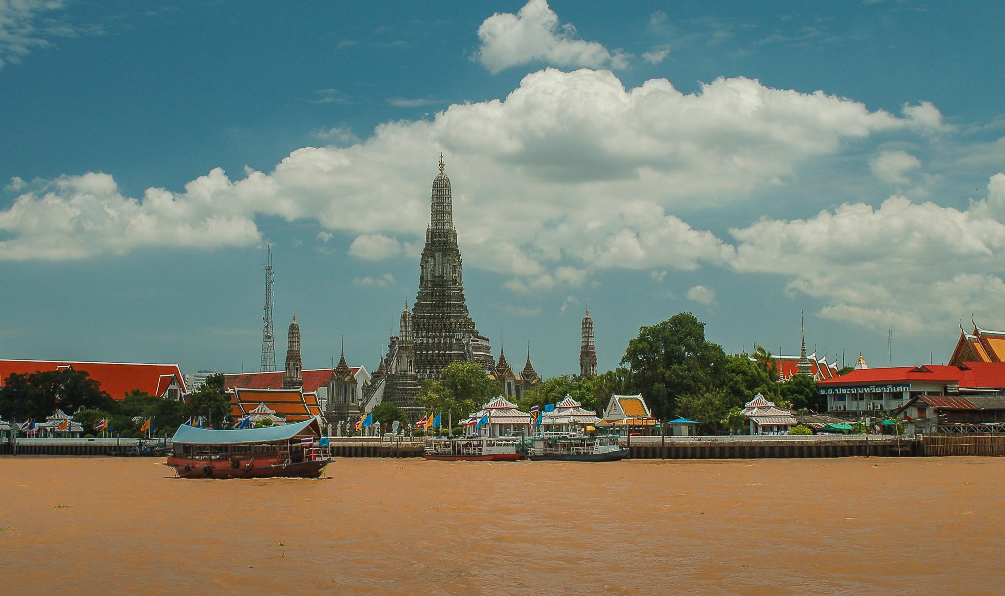 tajlandia kiedy jechać - sierpień