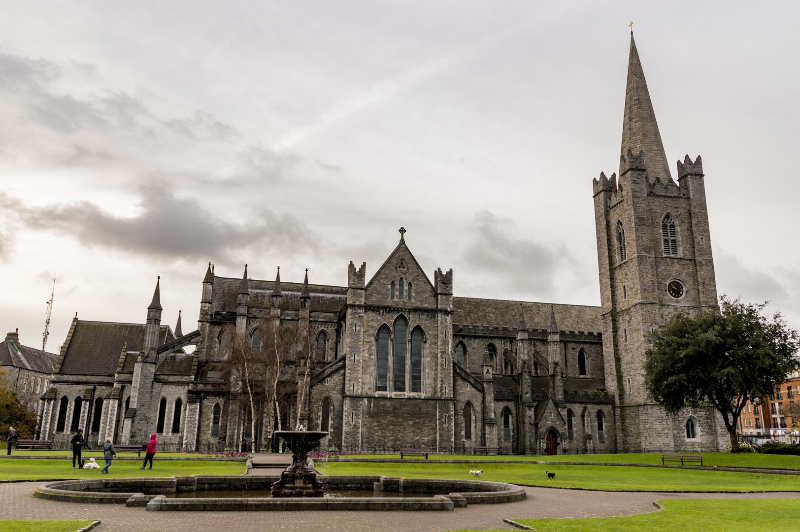 Dublin attraction - St Patrick's Cathedral