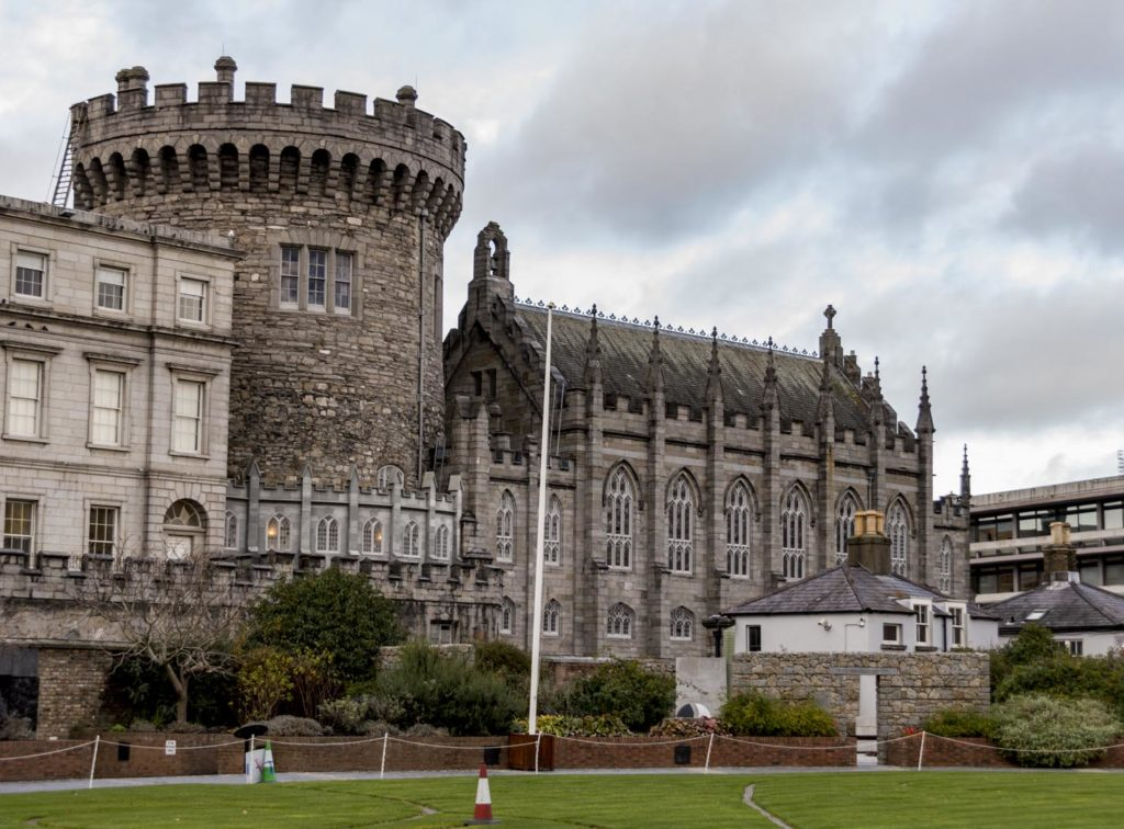 Dublin attractions - Dublin Castle