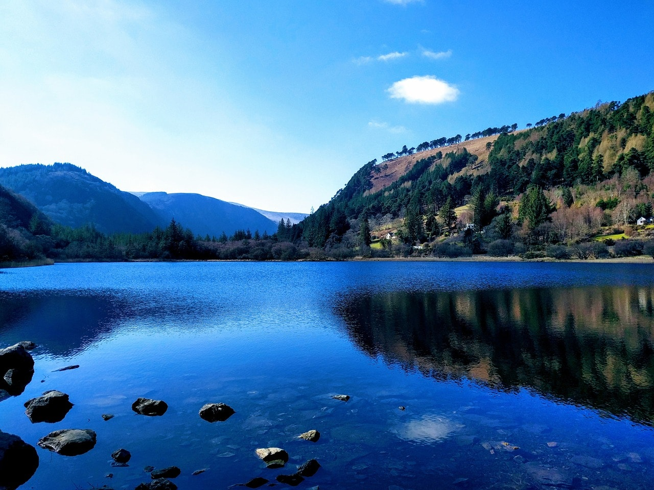 Dublin attraction - Wicklow Mountains