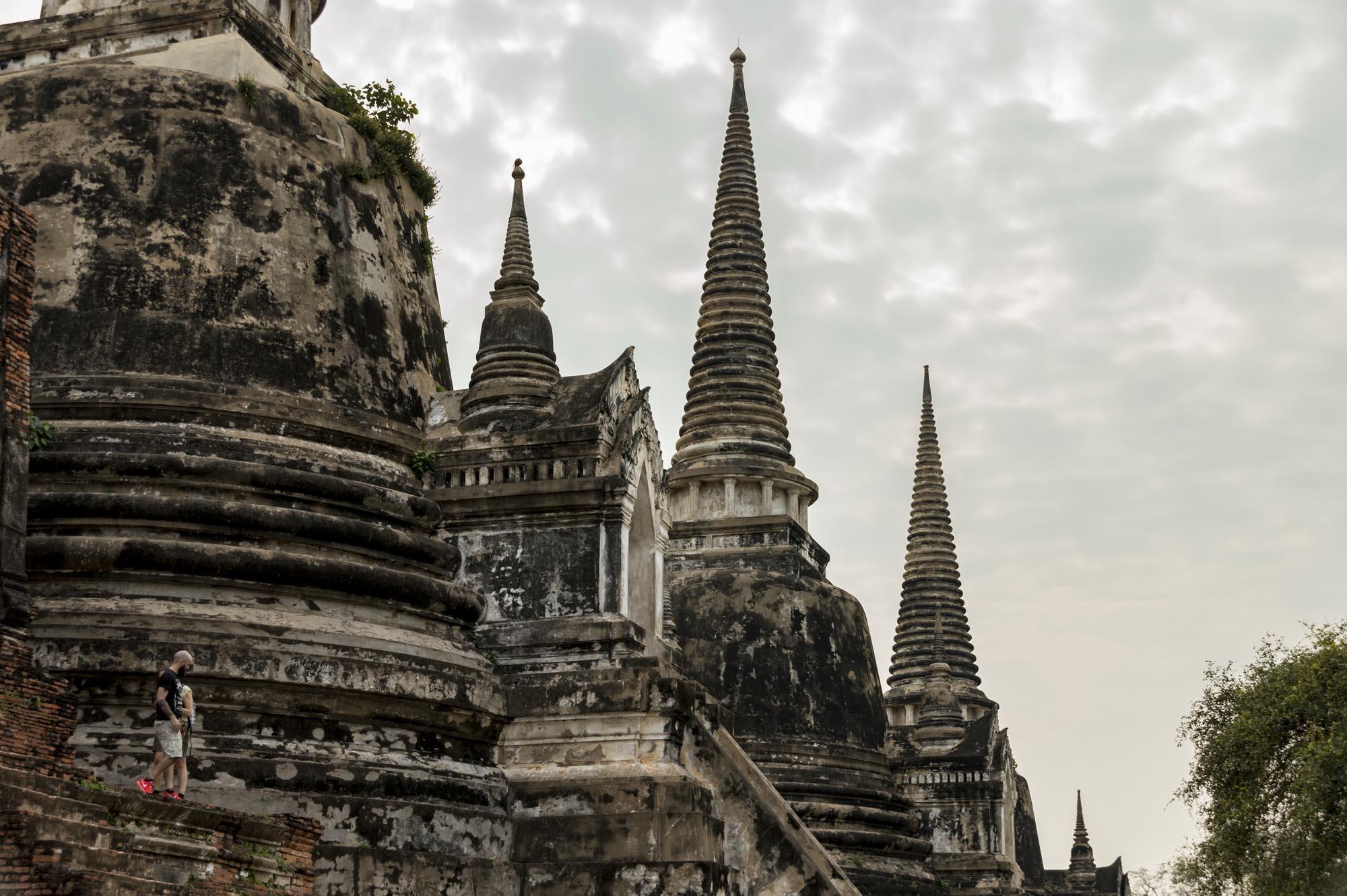 Ayutthaya Wat Phra Si Sanphet