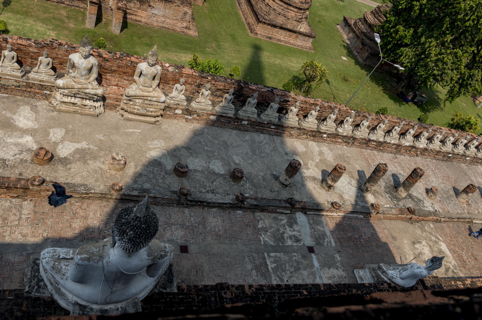 Ayutthaya Temples: Wat Yai Chai Mongkhon
