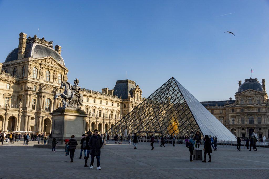 Weekend in Paris: Louvre