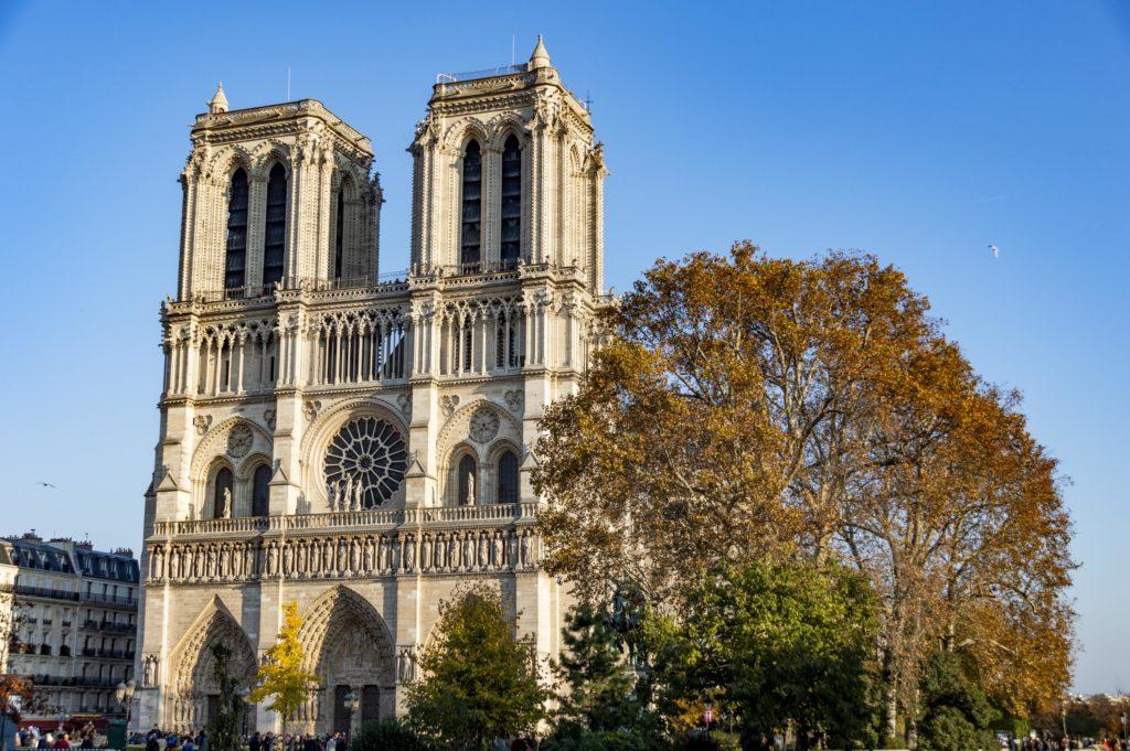 weekend w Paryżu: Notre Dame