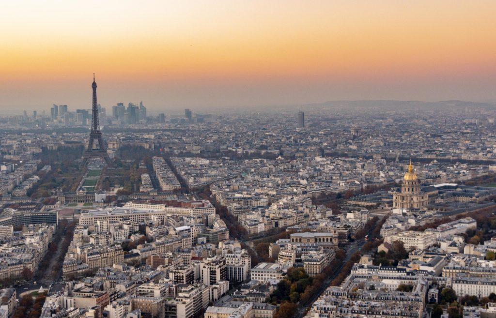 weekend w Paryżu: Wieża Montparnasse