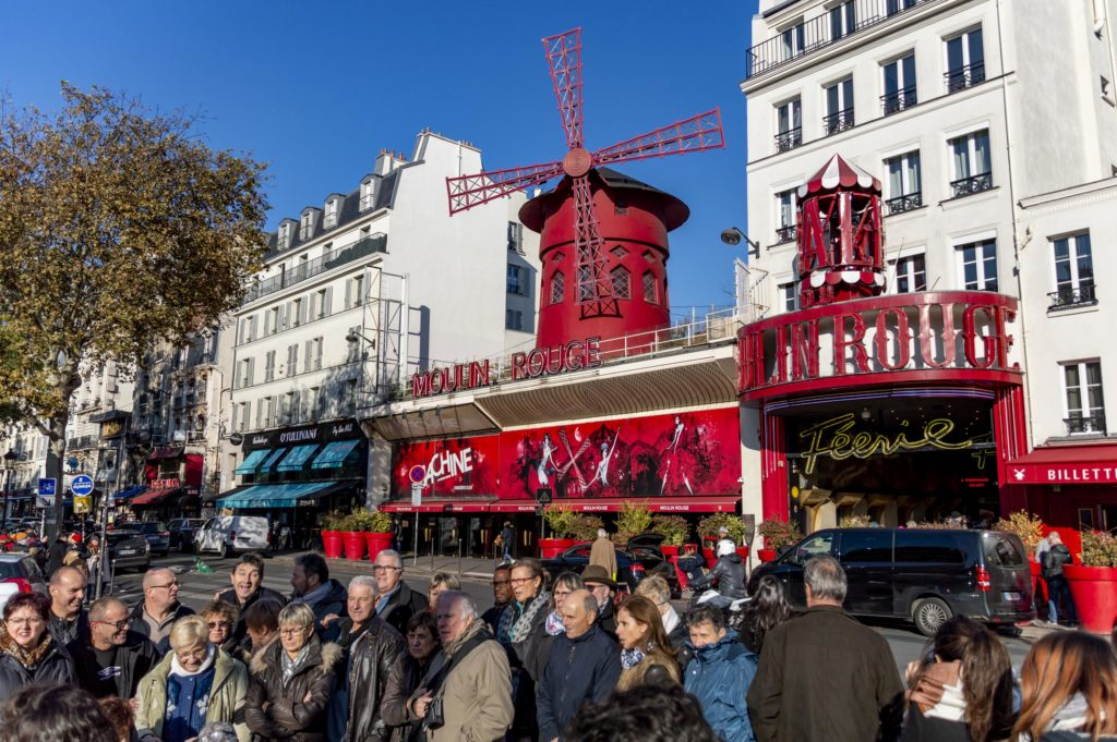Weekend in Paris: Moulin Rouge
