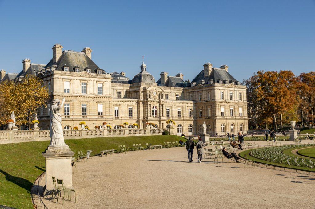weekend w Paryżu: Ogród Luksemburski