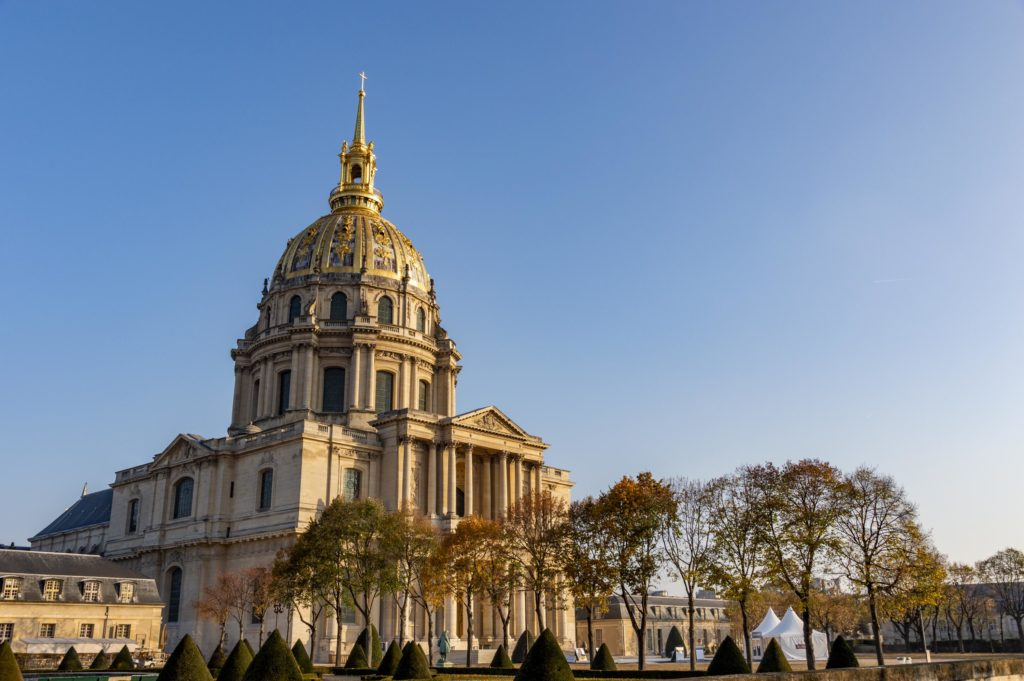 weekend w Paryżu: Les Invalides