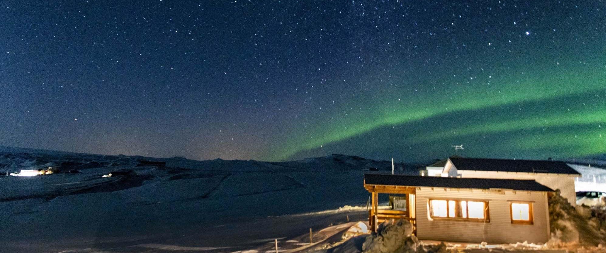 Wszystko, co musisz wiedzieć, żeby zobaczyć zorzę polarną na Islandii