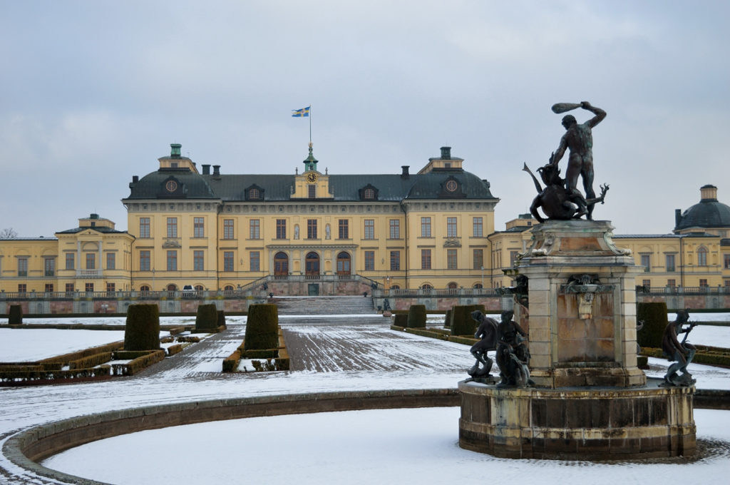 Things to do in Stockholm in winter: Drottingholm