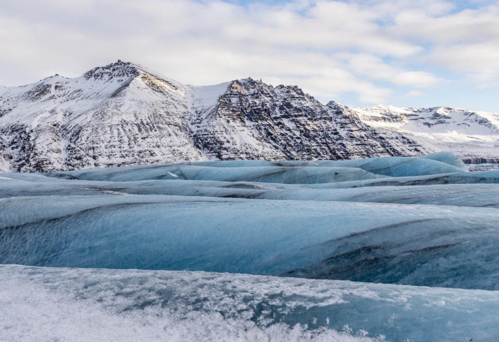Islandia atrakcje: lodowce