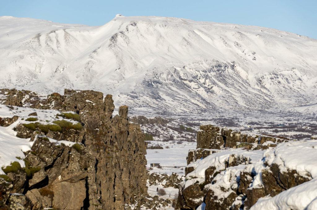 Islandia atrakcje: Thingvellir