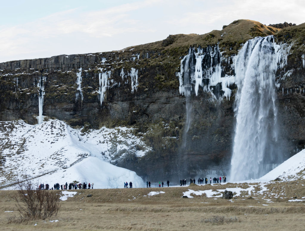 Iceland attractions: Seljalandsfoss