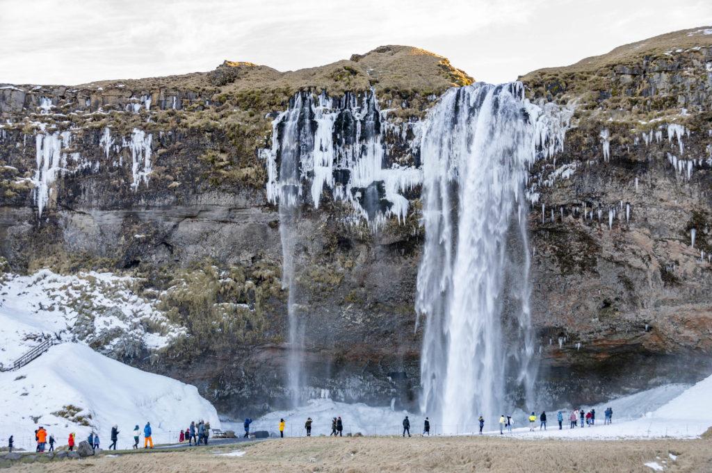 Islandia atrakcje: Seljalandsfoss