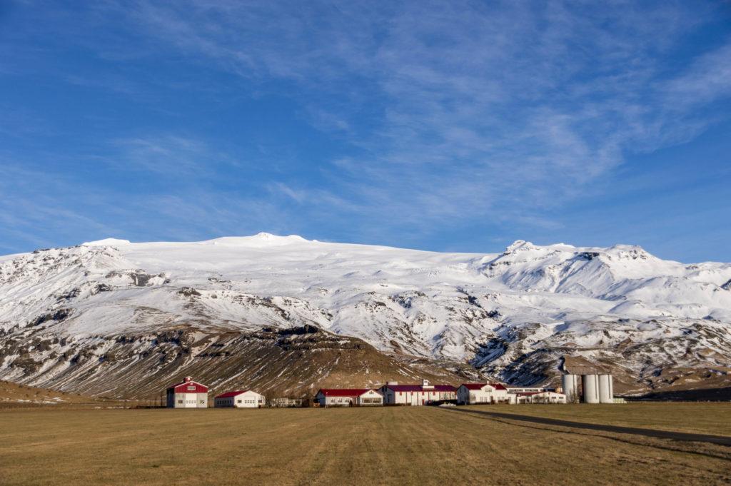 Islandia atrakcje: Eyjafjallajokull