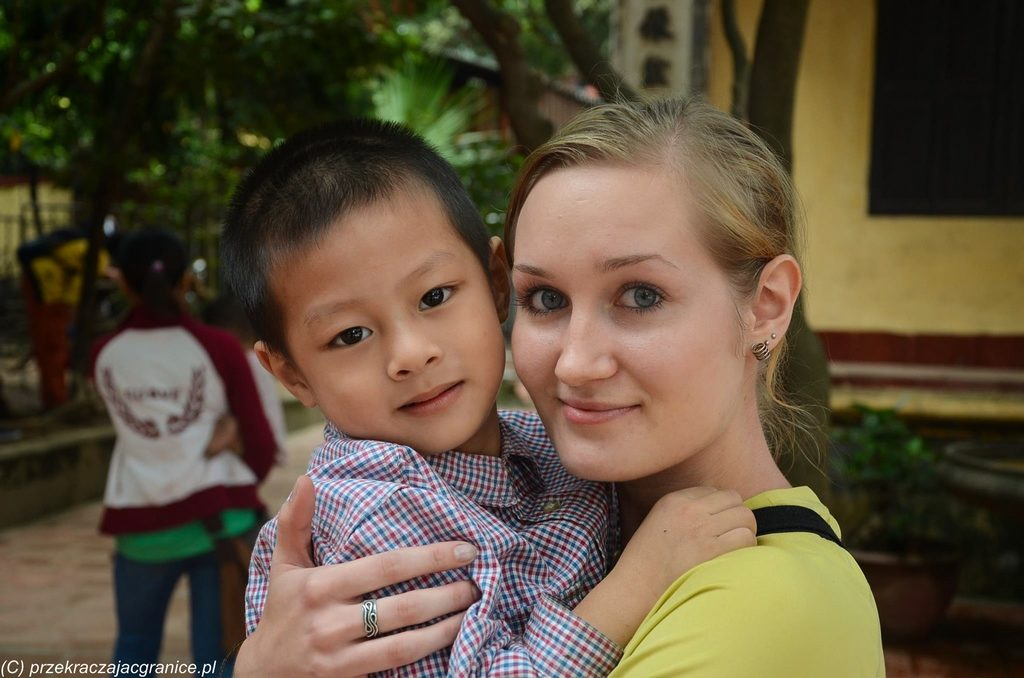 volunteer work in Vietnam