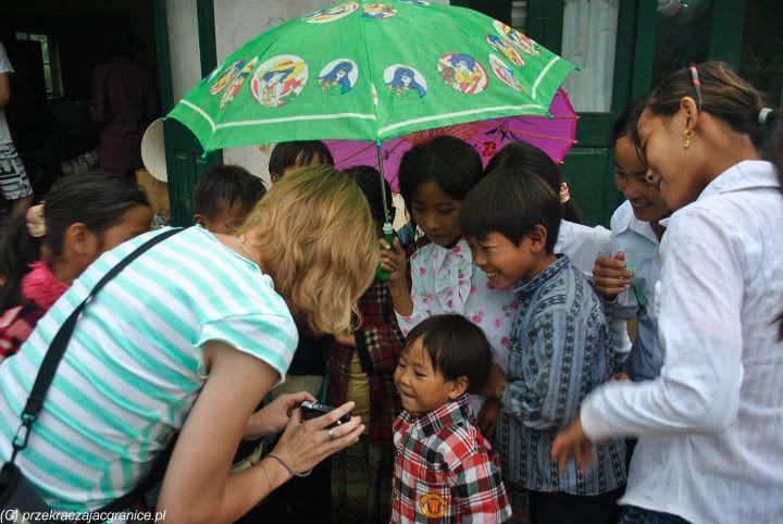 wolontariat EVS w Wietnamie - górska wioska