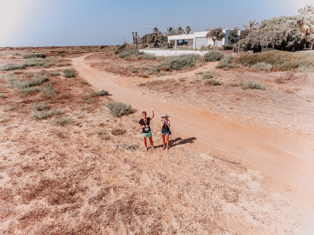 wolontariat w Izraelu