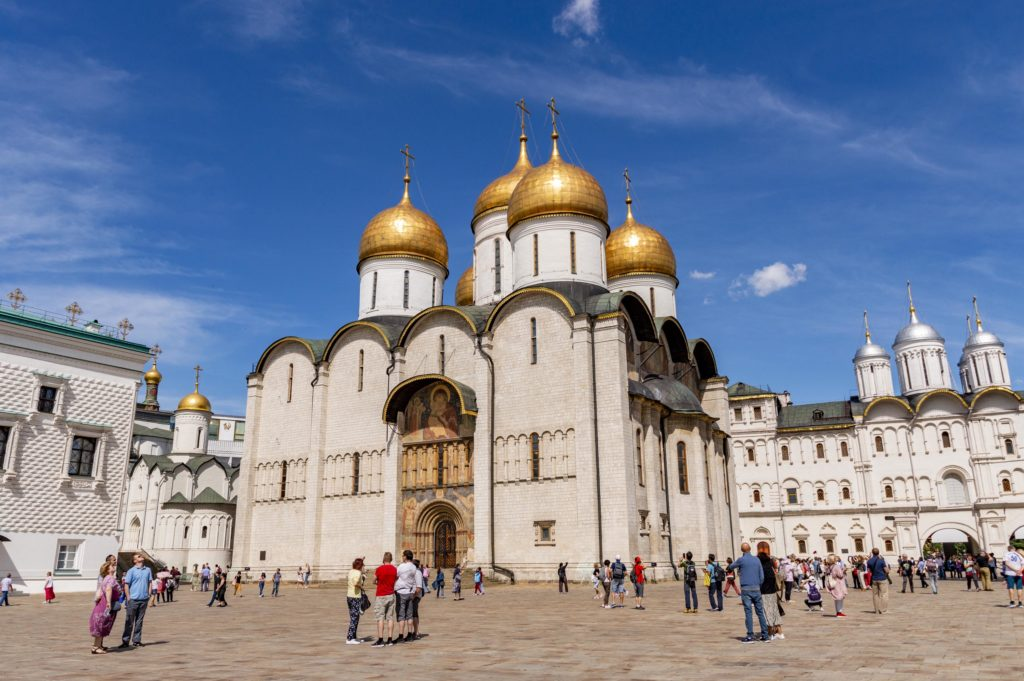 Things to do in Moscow, Russia: The Kremlin