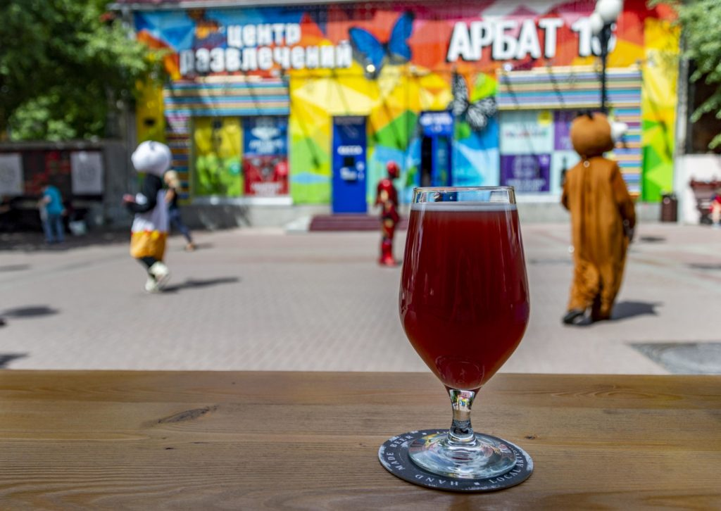Things to do in Moscow, Russia: Old Arbat