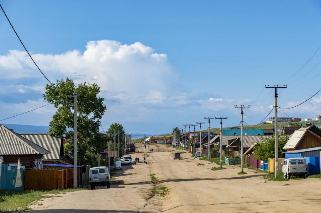 Ulice Chużyru