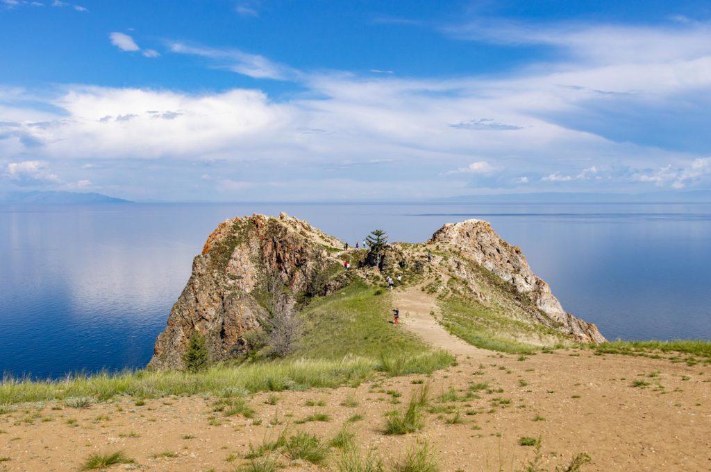 Jezioro Bajkał - widoki