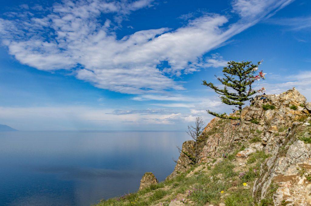 Jezioro Bajkał - wyspa Olchon