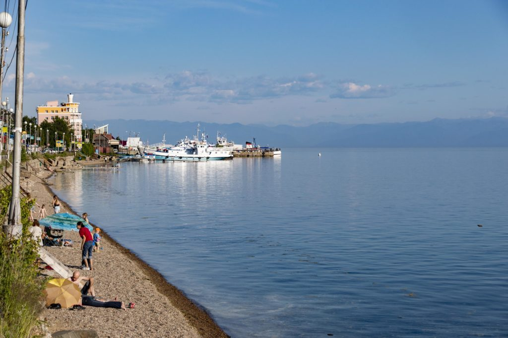 Listvyanka - Lake Baikal