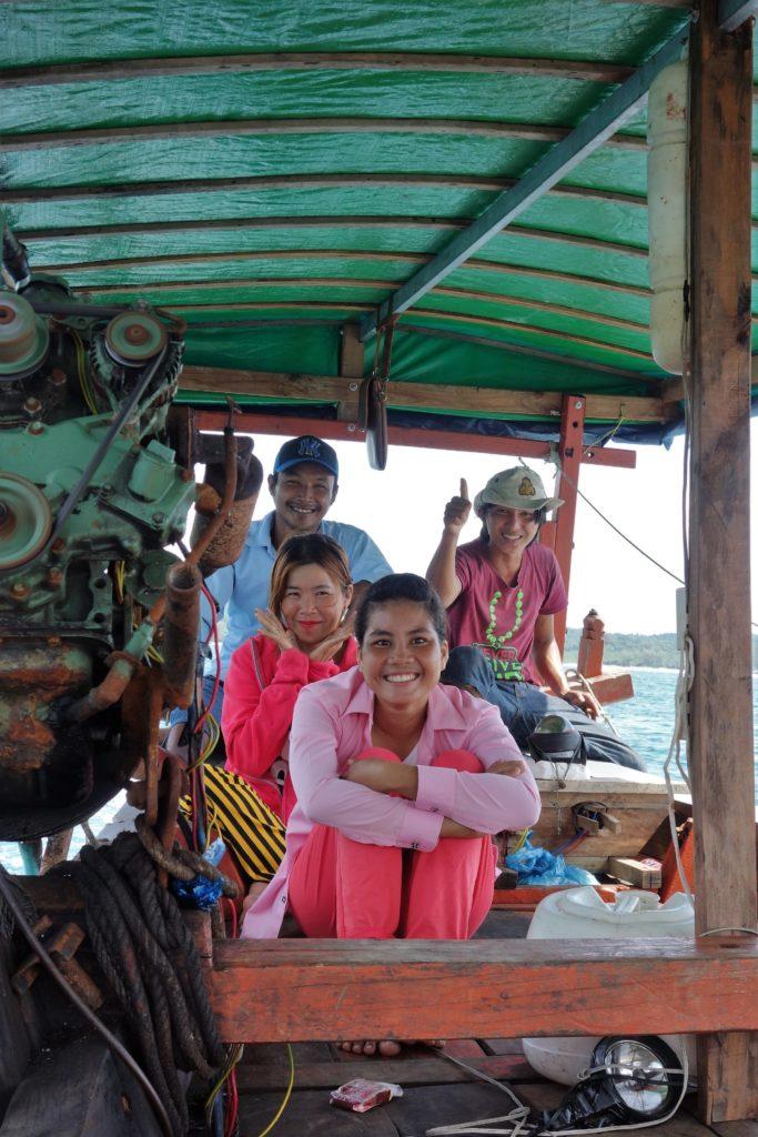 wolontariat w Azji w Kambodży